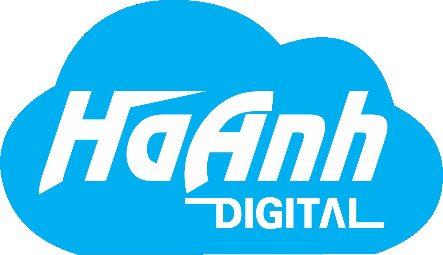 logo công ty khắc dấu Hà Anh